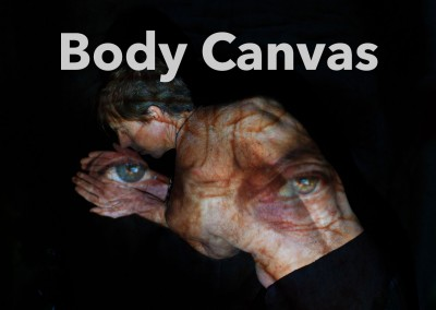 Body Canvas • Projection Art on the Human Form