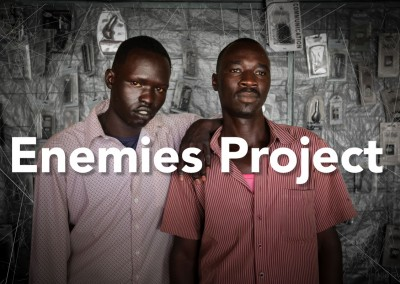 The Enemies Project • A Blurring of Art and Life