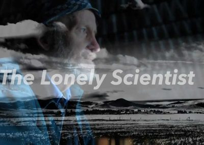 Lonely Scientist • Music Video